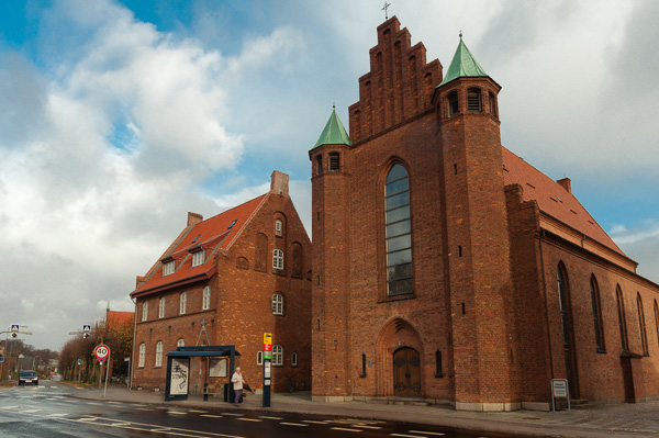 St. Vincent Catholic Church Danmark