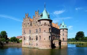 Egeskov Slot Fyn Kværndrup