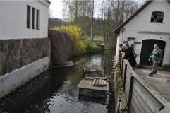 Esrum Møllegård Græsted  watermill Esrum