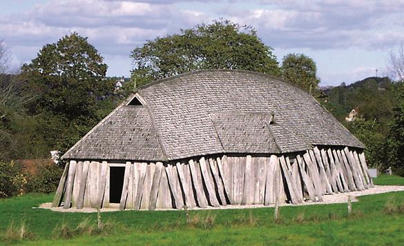 Vikingecenter Fyrkat Hobro