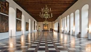 dansesalen - riddersalen Kronborg Slot