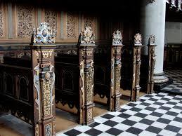 Kronborg Slotskirke kirkebænke