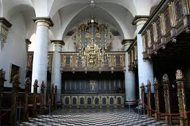 Kronborg Slotskirke  Marcussen & Reuter Orgel 1639