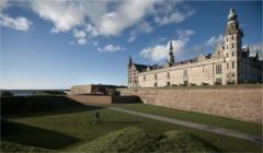 Hamlet´s Home Town of Elsinore Denmark Elsinore
