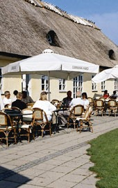 HørsholmGolf restaurant Lerbækgaard Danmark