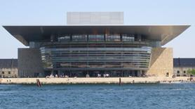 Det Kongelige Teaters Operahus ligger i København