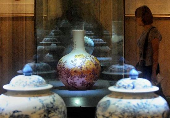 Henan province porcelain
