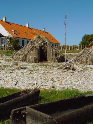 Stenaldercentret Ertebølle Oldtidsmuseum Farsø