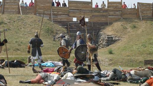 Trelleborg Vikingefestival Slagelse Slagelse