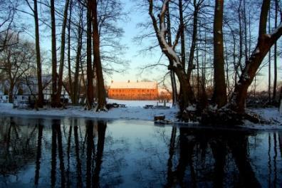 Jul på Esrum Kloster og Møllegård Græsted