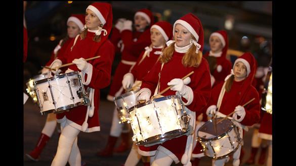 Jul i Nordsjælland