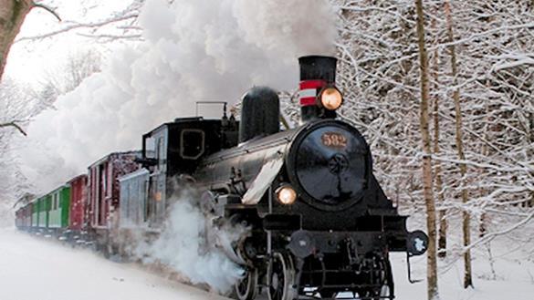 Jule veterantoget 2020 Se køreplanen Helsingør