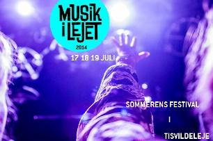 Tisvildeleje Musikfestival 2019 Musik i lejet Tisvildeleje