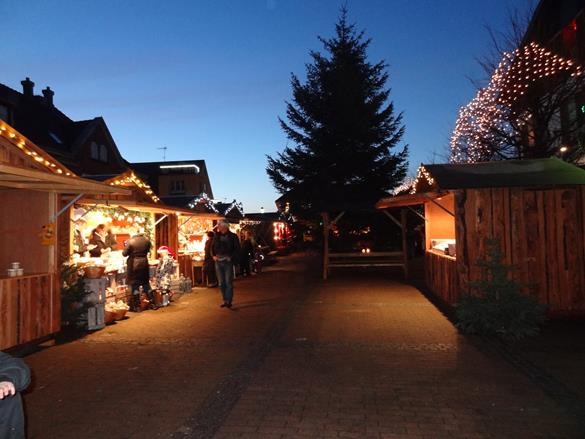 Julemarked på Kronborg Slot Helsingør