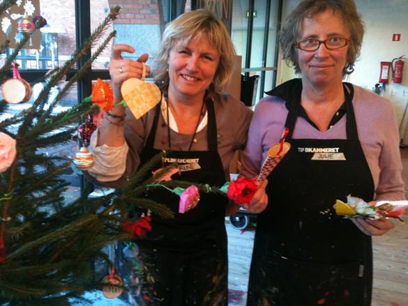 Åbent juleklipværksted for hele familien Helsingør