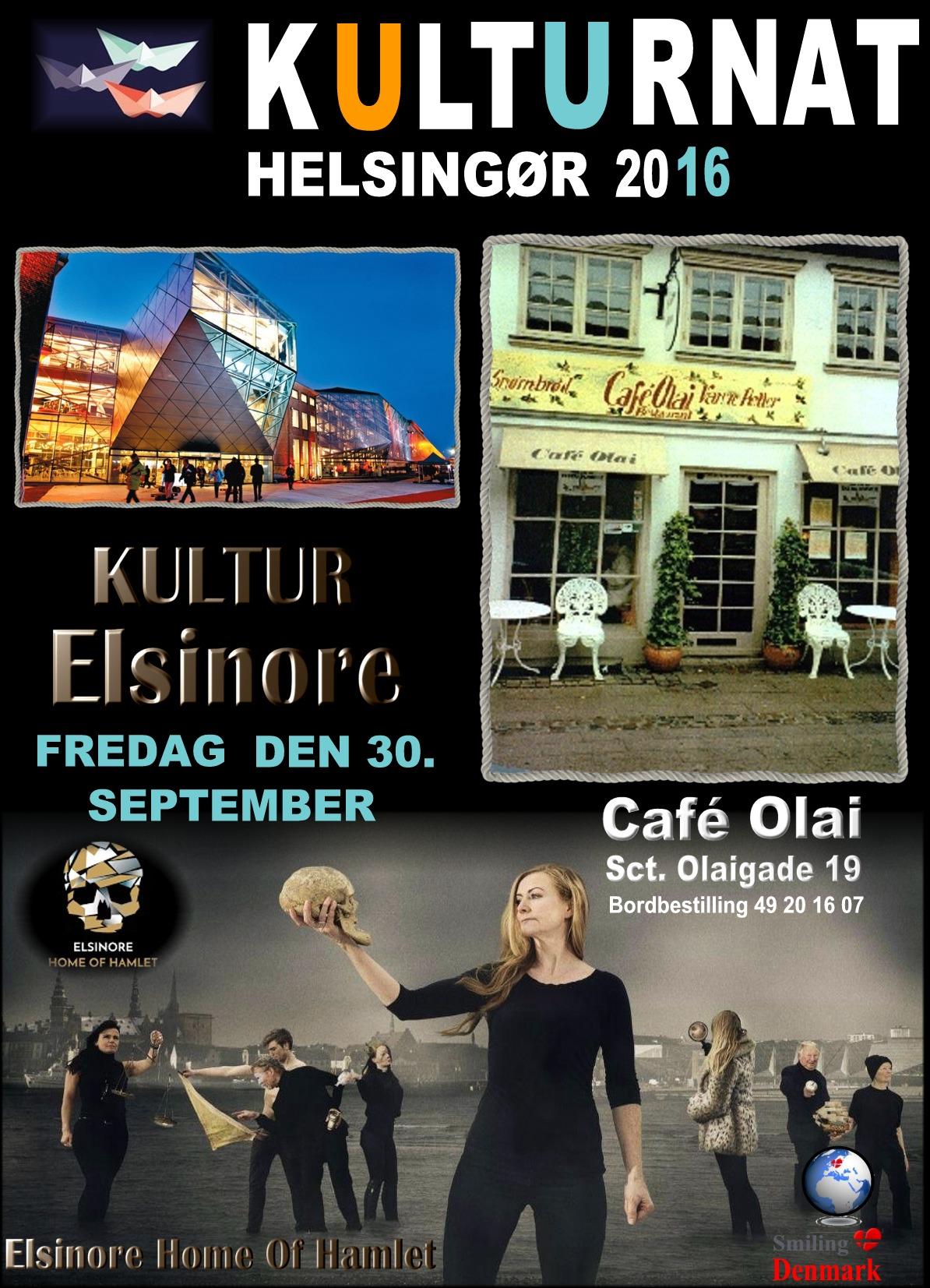 Kulturnatten Helsingør 2016 Helsingør