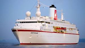 krydstogtskibet Silver Spirit Helsingør