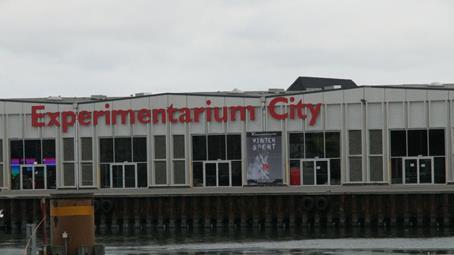 Experimentarium City ligger i København
