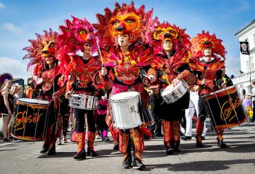 Karneval i Aalborg - Nordeuropas største Aalborg