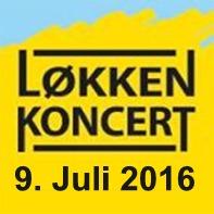 Løkken Koncert Lykken stadion Løkken