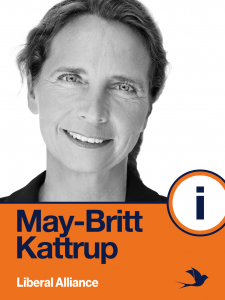 May-Britt Kattrup Liberal Alliance