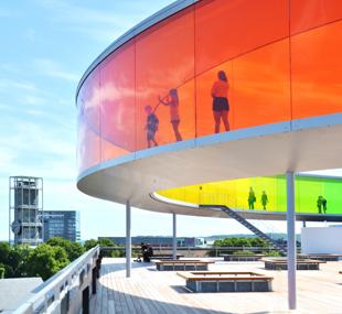 ARoS - Aarhus Kunstmuseum Aarhus
