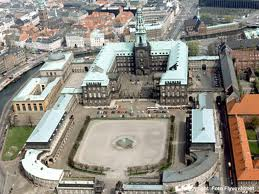 The Goverments Castle Copenhagen Danmark