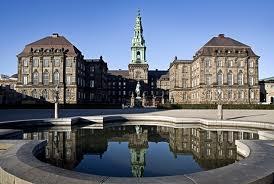 Christiansborg slot København