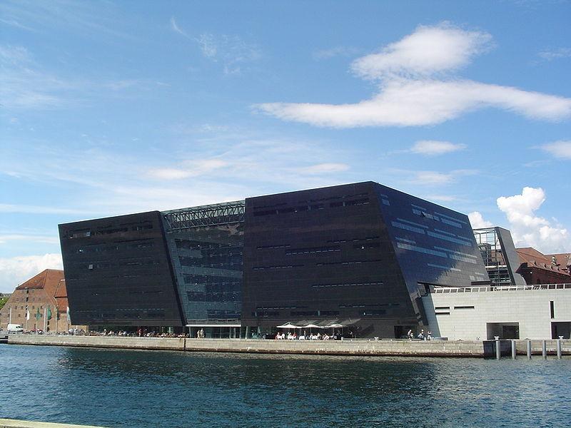 Den Sorte Diamant København