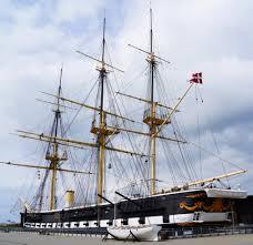 Fregatten Jylland Ebeltoft
