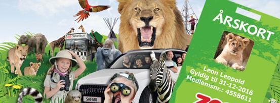 Givskud Zoo og safaripark