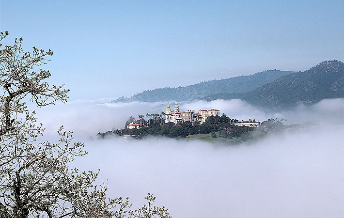 Hearst Castle California CA