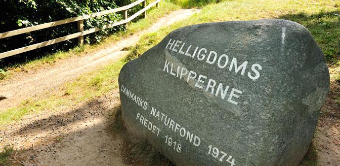 Helligdomsklipperne Bornholm