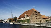 Kongernes Lapidarium Christian 4.s Bryghus København
