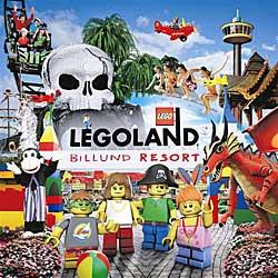 Legoland Denmark Billund Billund