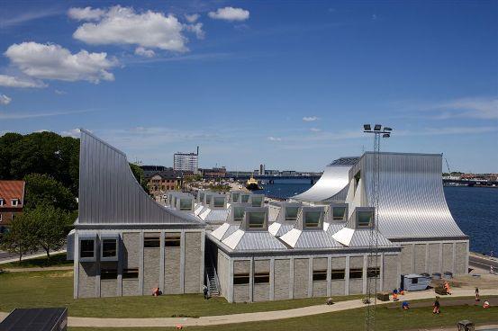 JØRN UTZON CENTER Aalborg