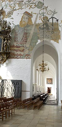 Århus Domkirke - Skt. Clemens Kirke i Århus