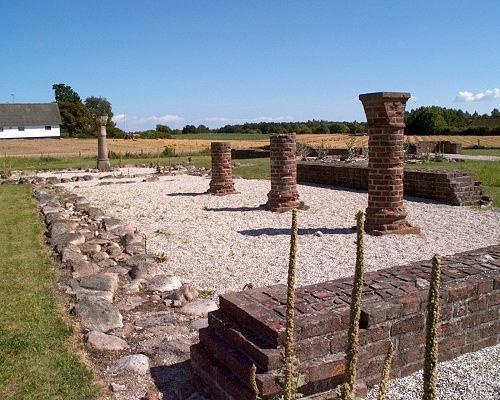 Aebelholt monastery museum Hilleroed