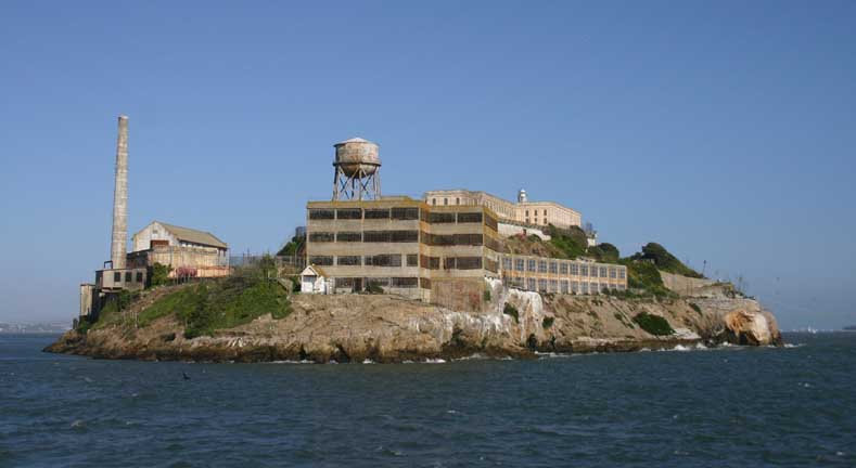 Alcatraz Island San Francisco San Francisco
