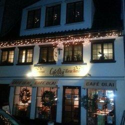 jul Cafe Olai Helsingør