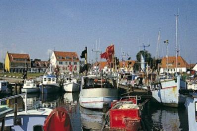 Gilleleje Harbour