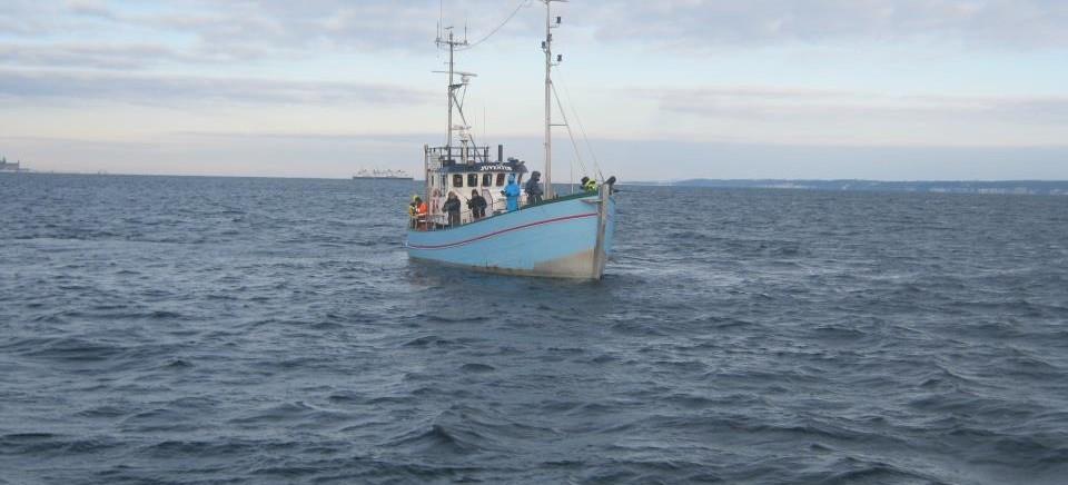 Havfiskeri Helsingør M/S Juventus