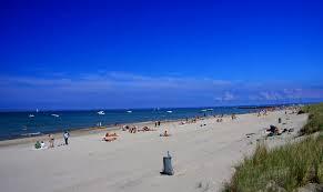 Hornbæk strand Nordsjælland