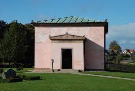 Horne Rundkirke - Preben Bille-Brahe Mausoleum for slægten Hvedholm