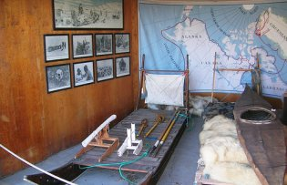 Polarforskeren Knud Rasmussens hus