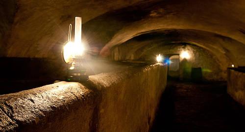 kasematterne Kronborg Hamlets Castle Elsinore