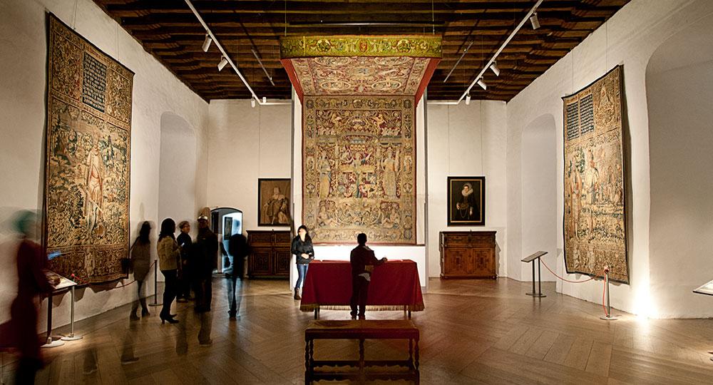 Kronborg tapeterne konge tapeterne Hamlets Castle Elsinore