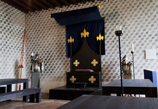 Danehofsalen Nyborg slot
