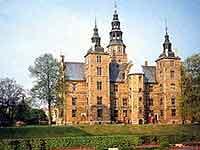 Rosenborg Castle Copenhagen Copenhagen