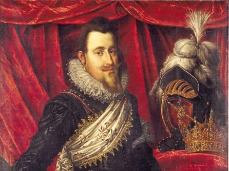 Christian 4. konge af  Danmark